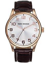 Mark Maddox HC3005-95 - Reloj de cuarzo para hombre, correa de poliuretano