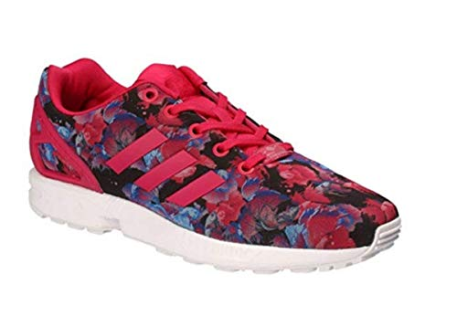 reputable site 63408 caac0 adidas - ZX Flux, Zapatillas Unisex Niños, Negro (Core Black Core Black