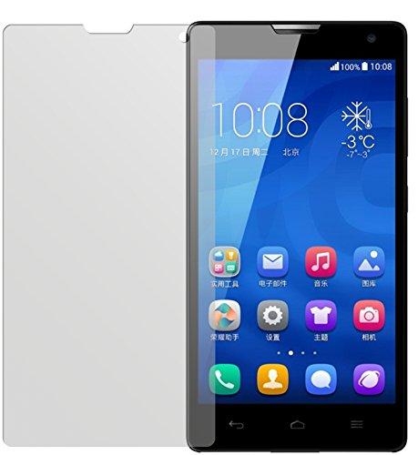 dipos I 2X Schutzfolie matt passend für Huawei Honor 3C Folie Bildschirmschutzfolie