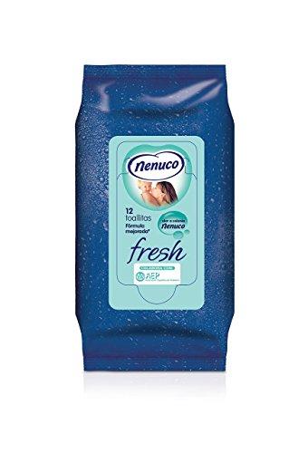 Nenuco Toallitas Fresh Pack TO GO - 12 unidades