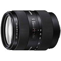 Sony SAL16105, Weitwinkel-Zoom-Objektiv (16-105 mm, F3,5–5,6, A-Mount APS-C, geeignet für A77/ A58 Serien) schwarz