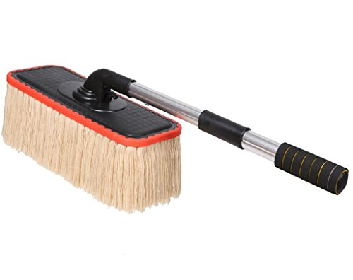 Home-mall-La-maniglia-della-spazzola-di-lavaggio-dellautomobile-del-veicolo-misura-lattrezzo-di-polvere-del-microfibra-per-la-casa-pulita