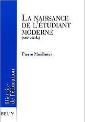 La naissance de l'étudiant moderne au 19e siècle