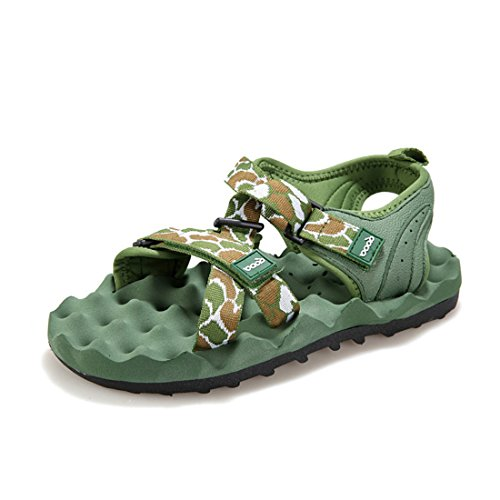Men's Camouflage Zapatos Casual Sandals as picture