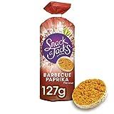 Snack A Jacks Rijstwafel Barbecue Paprika, Doos  8 stuks x 127 g
