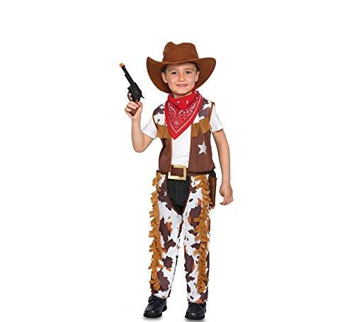 Fyasa 706383-tbb Cowboy Kostüm, Klein