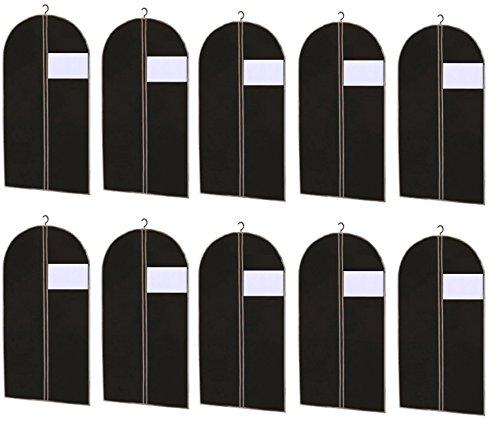Preisvergleich Produktbild 10 Kleidersack AP24 großes Sichtfenster 150 x 60 cm Kleiderhülle Kleidersäcke Kleiderschutz