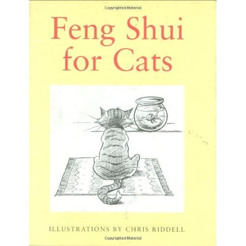 Feng Shui For Cats by Louise Howard (1997-10-02)