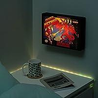 Paladone Lámpara para Mesilla Super Metroid, Multicolor