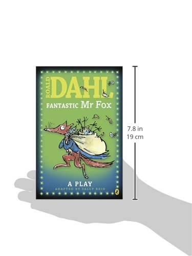 Fantastic Mr Fox: Plays for Children: A Play (Puffin Story Books)