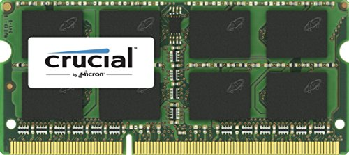 Crucial 4GB DDR3 1600MT/s SODIMM lowest price