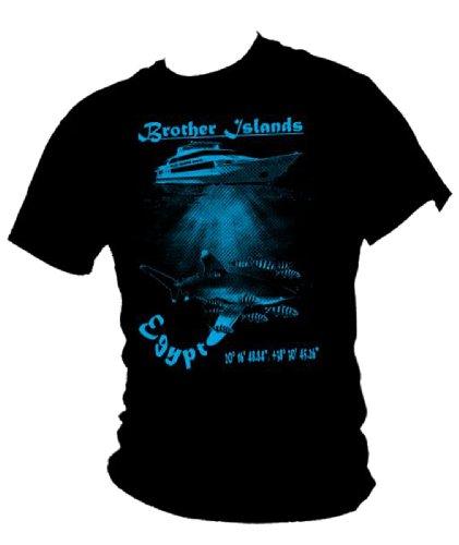 Blue Ray T-Shirts Herren T-Shirt Noir - Noir