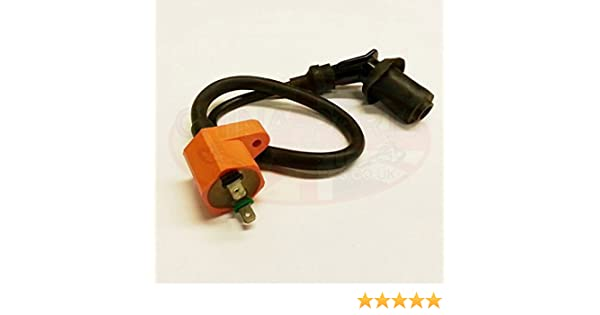 High Performance Scooter Ignition Coil for Tamoretti Retro 125
