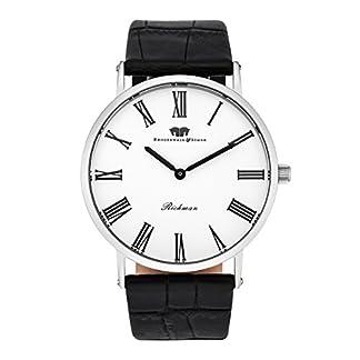 Rhodenwald-Shne-Uhr-mit-japanischem-Quarzuhrwerk-10010124-schwarz-40-mm