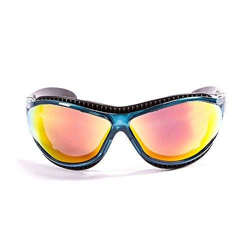 Ocean Sunglasses Tierra de Fuego - Gafas de Sol polarizadas - Montura    Azul Transparente - b65177dda6e1