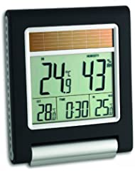 Tfa dostmann thermo/hygromètre solaire sans fil