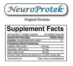 NeuroProtek – 60 softgels