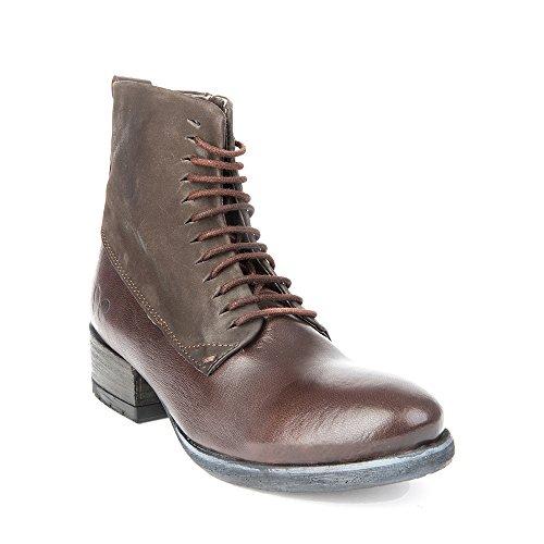 Felmini - Damen Schuhe - Verlieben Raisa 9101 - Schnürung Stiefel - Echte Leder - Mehrfarbig - 41...