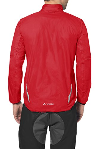 Vaude, Giacca Uomo Drop III Rosso (Red)