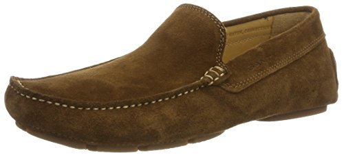 GantAustin - Mocassini uomo Marrone (Brown (cognac))