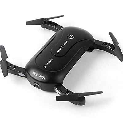 Alberar Portable Mini 2.4G 6Axis HD Camera WIFI FPV RC Quadcopter Drone Selfie Foldable