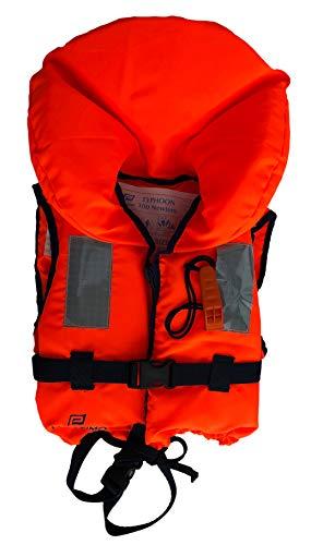 PLASTIMO Babys / Kinder Rettungsweste Typhoon 100 N, Farbe Orange, Größe 3-10 Kg, 58614
