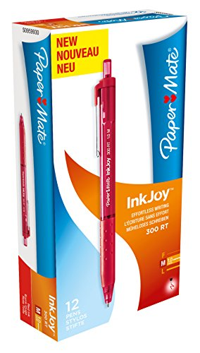 paper-mate-s0959930-inkjoy-300rt-stylo-bille-rouge