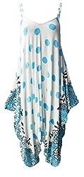 Ladies Cami Lagenlook Romper Baggy Harem Jumpsuit Playsuit Dress Plus Size 8-28