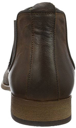 Shoe the Bear Who, Bottes Chelsea Homme Marron (130 Brown)