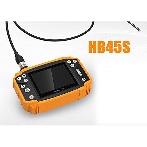 [Smartfly] hb45s 4,5mm 3Meter 8,9cm LCD Endoskop Endoskop Schlange Inspektion DVR Fahrzeug Inspektion Pipeline Handheld Lcd-dvr