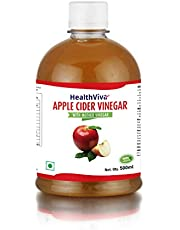 HealthViva Apple Cider Vinegar - 500 ml
