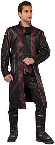 Kostüme Erwachsene Hawkeye (Rubies Deluxe Hawkeye Costume)