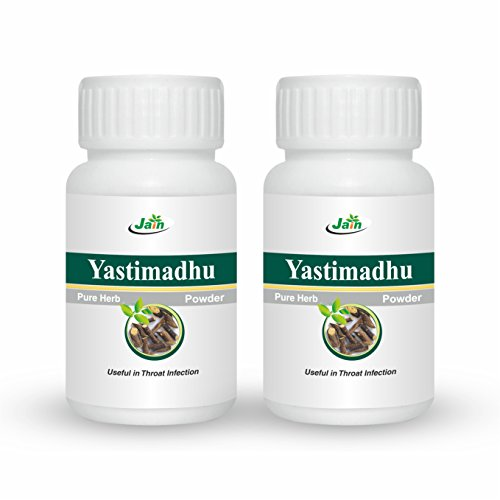 Jain Yastimadhu Powder, 100g (Pack of 2)