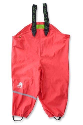 Celavi-Unisex-Rainwear-Solid-Rain-Trousers