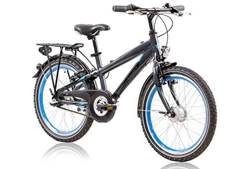 tretwerk DIREKT gute Räder Ardyn 20 Zoll 3-Gang Kinder-Fahrrad mit 3-Gang Nabenschaltung und Nabendynamo