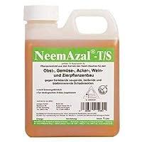 Neemazal-T/S Organik Böcek ve Kırmızı Örümcek Mücedele Ürünü 1 LT