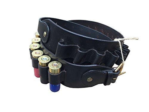 Cintura in pelle Shotgun-12G