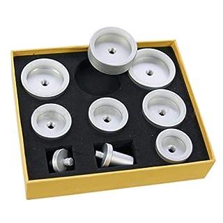 Hochwertige Presse Repair Tool Set eingefasste Kristalle Uhr Kit für Aufbewahrungsmöglichkeit & Tudor 406110