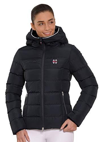 SPOOKS Damen Jacke, Kapuzenjacke, Damenjacke, Herbstjacke - Thea Jacket Navy S