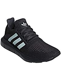adidas Originals Swift Run, Night Grey-Ash Green-Core Black, 7,