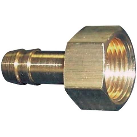 Kayser–Tubo beccuccio G1cm (0,375pollici) M. filettatura interna, w.6mm