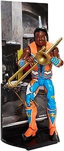 WWE- Figura Deluxe Xavier Woods (Mattel DXJ36)