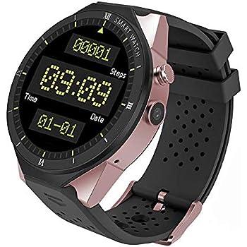 Chansted 3G Reloj Inteligente Teléfono KW88 Pro Android 7.0 ...