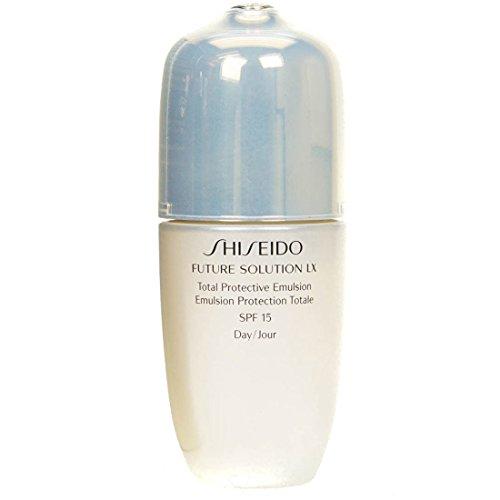 SHISEIDO FUTURE SOLUTION LX total protective emulsion SPF15 75 ml