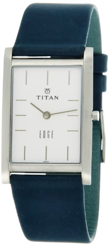 41AQSJjHTLL - Titan NC1043SL05 Edge Silver Mens watch
