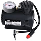 #6: divinext Air Compressor For Car and Bike