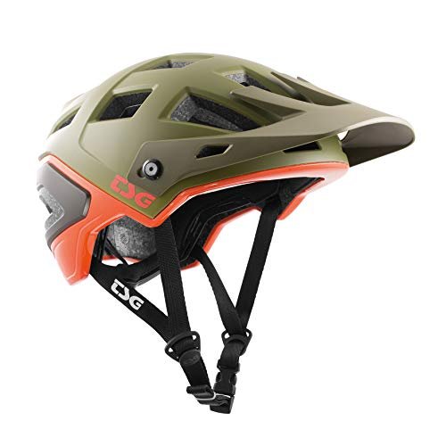 TSG Trail-MTB Helm Scope Graphic Design Oliv Gr. L/XL
