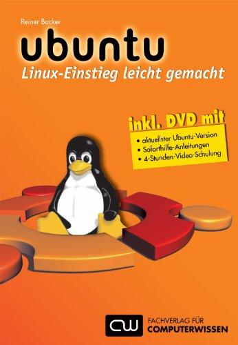 Ubuntu Linux-Einstieg leicht gemacht, m. DVD-ROM