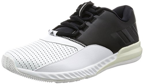 adidas One Trainer Bounce, Chaussures de Fitness Homme Noir (Negbas / Negbas / Rojsol)