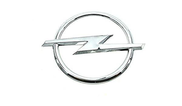 Original Accessories Gm Opel Logo Emblem Tailgate Opel Astra H 2004 2010 Auto